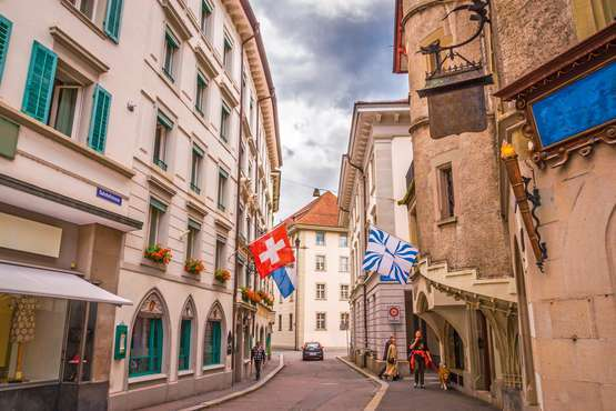 A la découverte de Lucerne