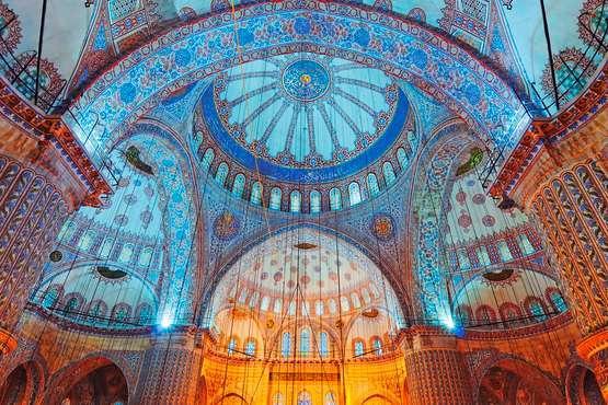 Paläste und Moscheen