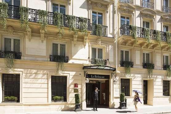 Hôtel Le Belmont Champs-Elysées