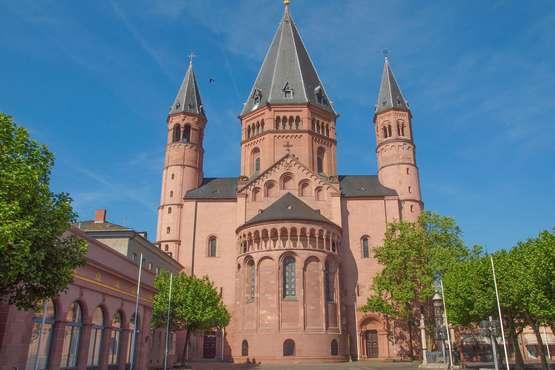 Mainz - Mainzer Dom
