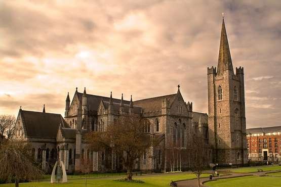 Dublin - Saint Patrick's Cathedral