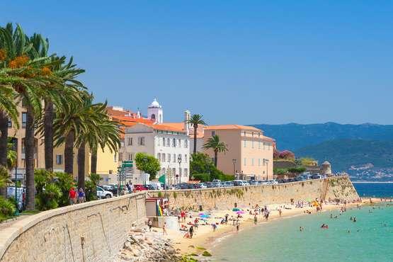 Ajaccio & die Westküste  - Ajaccio