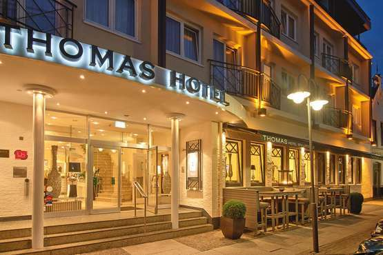 Thomas Hotel Spa Lifestyle