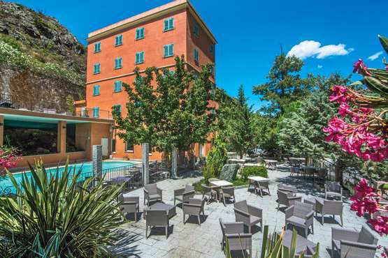 Hotel Les Jardins de la Glacière