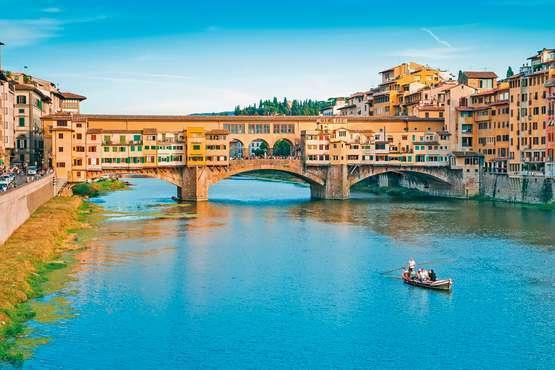 Florence - visite en bateau