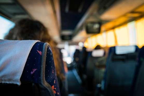Billet bus à arrêts multiples