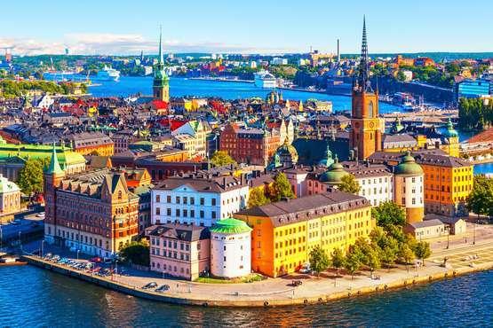 STOCKHOLM INSOLITE