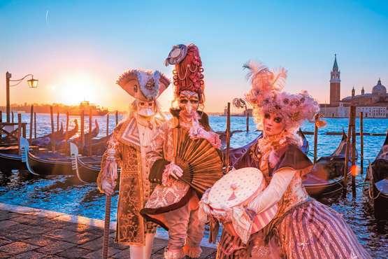 Carnaval de Venise 15-25.2.2020 / 6-16.2.2021