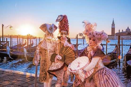 Carnevale di Venezia 15.-25.2.2020