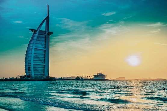 Dubaï - Burj al Arab © Sergii Figurnyi - Fotolia.com