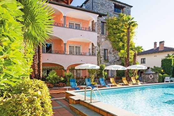 """Romantik Hotel """"Castello Seeschloss"""""""
