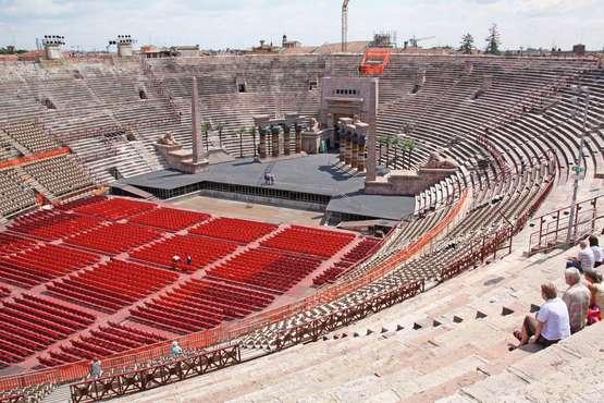 Arena di Verona - Aida
