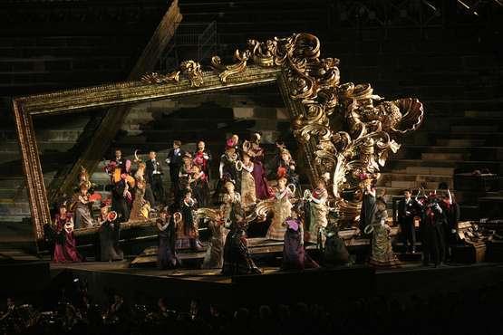 Arena di Verona La Traviata