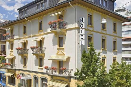 Hôtel Ambassador