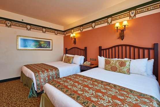 Disney's Hotel Sequoia Lodge