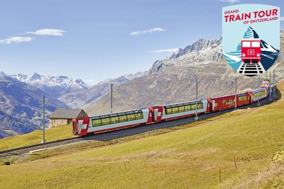 Grand Train Tour of Switzerland «Klassiker»