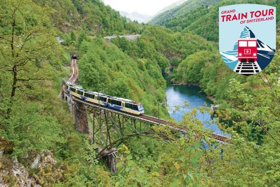 Grand Train Tour  – Verborgene Schätze