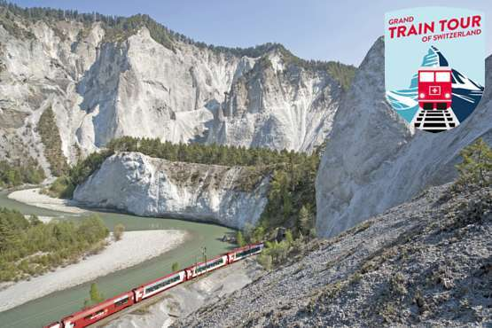 Grand Train Tour of Switzerland «Top-Attraktionen»