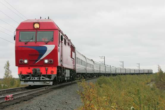 Transsib-Gruppenreise Moskau - Ulaan Baatar - Peking