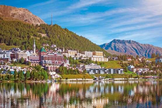 Sie profitieren:  St. Moritz & Oberengadin