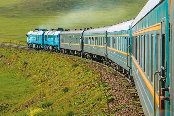 Transsib-Gruppenreise Moskau - Vladivostok