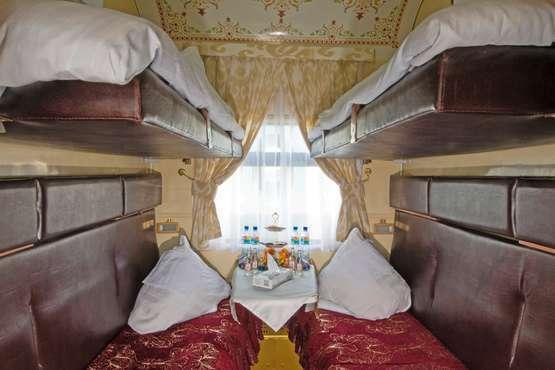 Kategorie Habibi (4-Bett-Abteile)