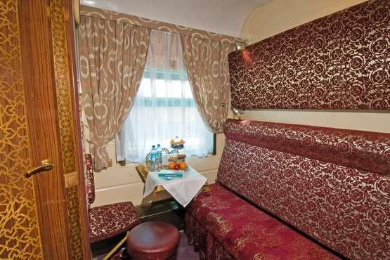 Kategorie Sultan (2-Bett-Abteile)
