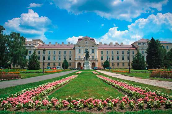 Eintritt in das Schloss Gödöllö - Budapest