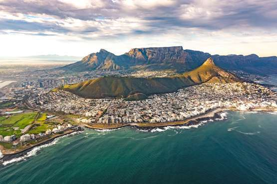 Vorprogramm Kapstadt
