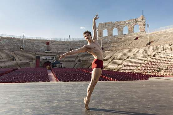 Arena di Verona - Roberto Bolle and Freinds