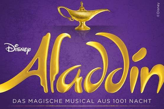 Comédie musicale Aladdin de Disney