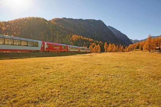 Glacier Express Chur – Brig