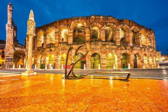 Arena di Verona – Gala AIDA