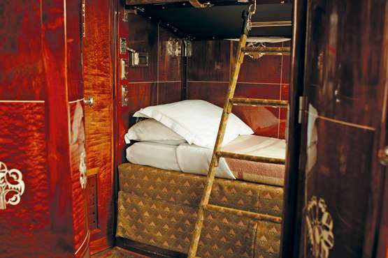 Venice Simplon-Orient-Express Doppelabteil