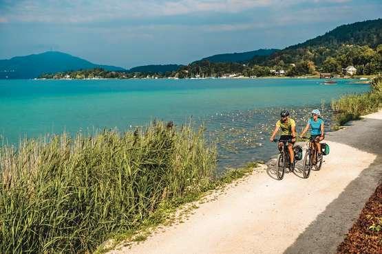 Kärnten Genuss-Radereise – zwischen Seenzauber und Burgen