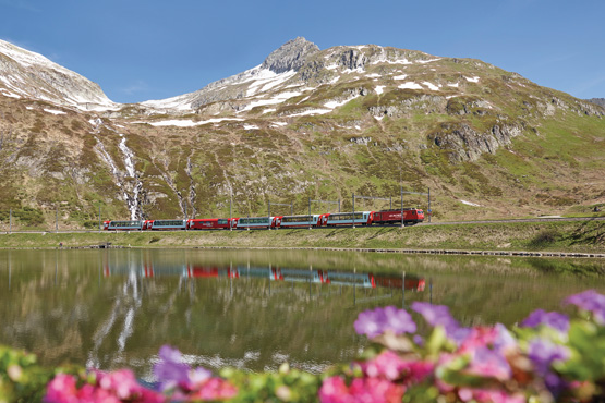 © Glacier Express / MGB