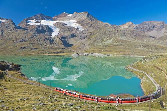 © Bernina Express
