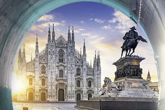 30 Minuten schneller im Süden - Italiens schönste Städte entdecken