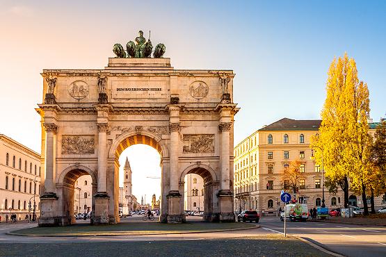 Welche Bilder verbinden Sie mit einer Gruppenreise nach München?