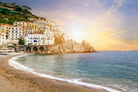 Traumhafte Küste