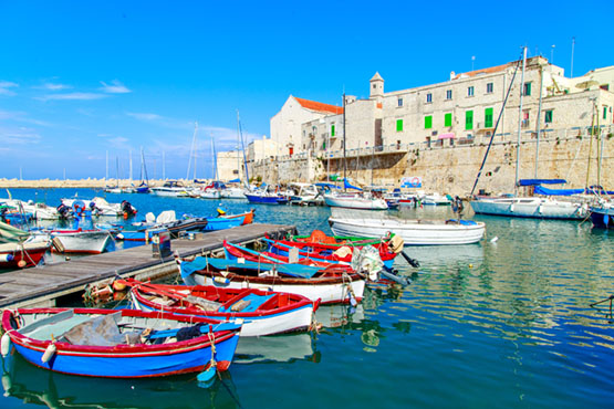 Kleingruppenreise Apulien