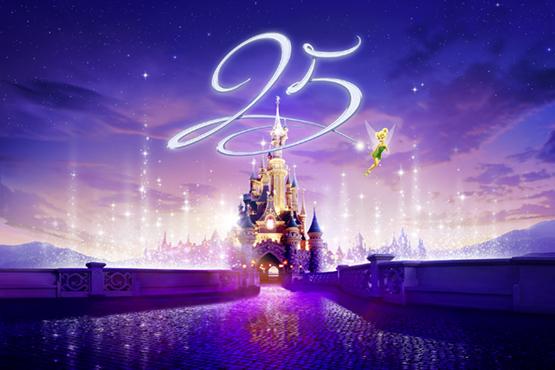 25. Geburtstag – Zeit für glänzende Momente!
