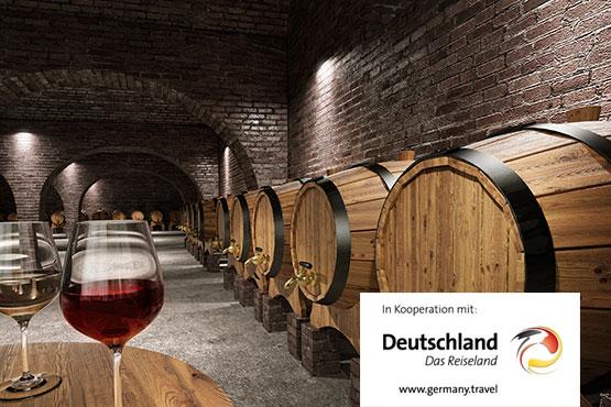 Genussroute auf Deutschlands längster Weinstrasse