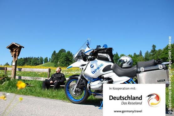 Motorradstrasse – Ein Genuss für jedes Bikerleben