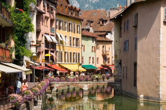Kurztrip nach Annecy – Venedig der Alpen