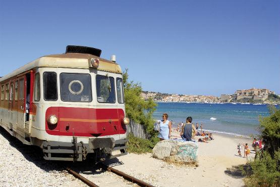 Korsika – Individuelle Rundreise mit dem Zug