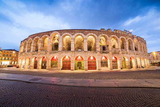 Aida, Carmen, Il Barbiere di Siviglia, Nabucco, Turandot