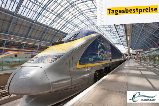 Eurostar Paris–London