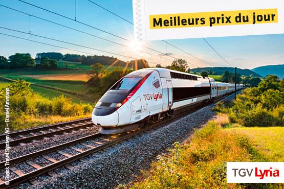 TGV Suisse-France