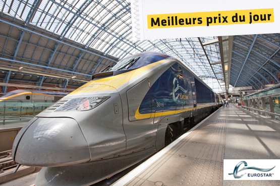 Eurostar Paris-Londres
